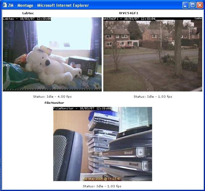 test web camera